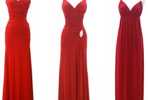Search for the Perfect Red Dress / by Christine Craig