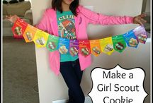 Girl Scouts / by Ivona Sugarsticks Parties