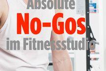 Für immer fit! / Fitness ist nicht einfach nur Training, es ist ein echter Lifestyle! Bei uns gibt's die Infos, die du dafür brauchst.