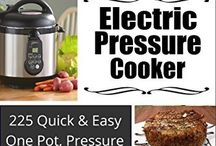 Power Cooker recipes