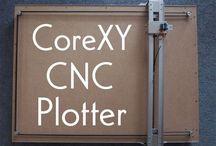 Plotter cnc