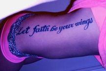 Tattoos / by Kayla Watkins