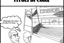 Nuvole di Sardegna / Rubrica che attraverso le vignette racconta le notizie più interessanti della settimana che riguardano la Sardegna