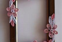 quilling decoración