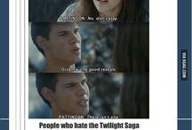 Robert Patterson Hating On Twilight