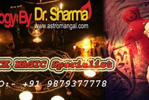 black Magic Removal Specialist Astrologer / Dr. Sharma is a renowned personality, a Black magic removal specialist astrologer and a world famous for his abilities in the fields of vashikaran