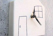 ceramic klock ure