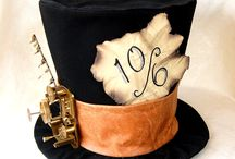 Top Hats to Fascinators / Hats and Head Adornment