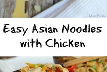 Recipes - Asian - Chinese / by Shari Teague