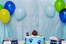 Birthday Party Ideas! / Aiden's Birthday Parties!