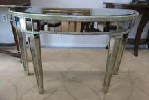 Glass Tables / Dining, Designer, Glass Top