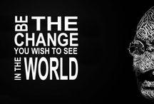 Inspirational Quotes By Mahatma Gandhi
