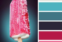 Color Inspiration / by Liz Hofacker (Vallis)