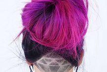 Peyton hair