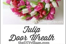 Venec tulipan