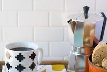 Coffee Breaks or other breaks in the day