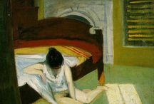 Edward Hopper / Edward Hopper, né le 22 juillet 1882 à Nyack dans l'État de New York et mort le 15 mai 1967 à New York, est un peintre et graveur américain.  ______________________________ ♥♥♥ deniseweb.free.fr ♥♥♥