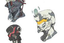 armour - futuristic