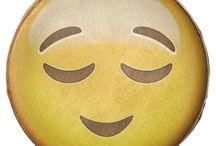 Relieved Face Emoji