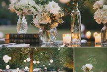 Wedding decorations / Bodas