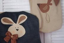 Handmade kids / una raccolta di tutto cio' che riguarda i nostri bambini dai porta bebe'(i miei marsutai)agli oggetti decorativi per la cameretta