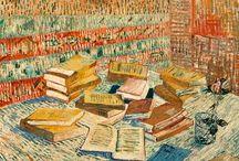 Van Gogh / Art of Vincent Van Gogh / by Lars Isling
