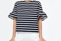 magliette a righe