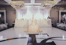 White Romance Luxury Wedding / Luxury Wedding