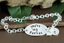 Personalized Anniversary Jewelry