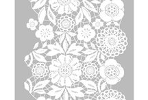 pattern/silhouette