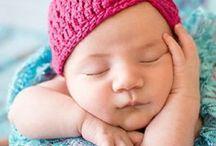 touca para bebe
