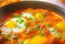 Tajine Keïta aux œufs marocain