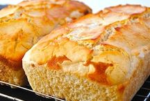 Yeast Bread, Rolls, Pastry Recipes / by Posh Brats Bathery