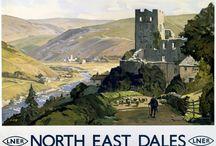 Vintage British Posters