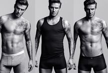 Hotties we love!  / by Ginch Gonch