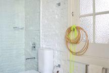 Baños modernos / Baños modernos con productos Ferrum