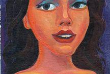 Serie Lady Godiva / by Diego Manuel