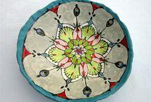 Maureen Visagé - Bowls and Vases