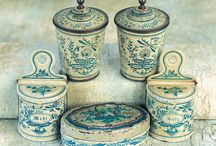 Collectibles ~ Kitchen Beauties or Kitsch? / by P. R. T.