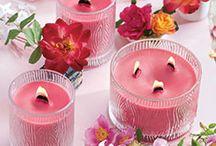 Knister-Kerzen