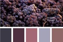 NASZE WESELE pomysł 2 ( grape)