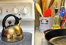 Kitchen help