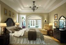 Master bedroom ideas / by Meg Maguire