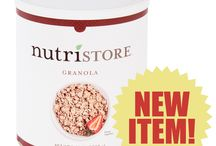 Nutristore Grain Products / Having a food storage supply may be the most important way to prepare for an emergency. Nutristore™ has done the hard part by creating great packages of both dehydrated and freeze-dried foods that will help prepare you for whatever may come! You can find Nutristore™ products at FoodStorage.com!