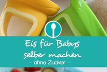 essen für's baby