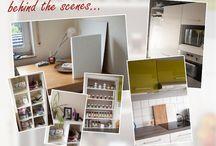 Behind the Scenes / Blogevent von kuriositätenladen.de