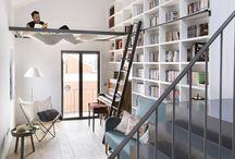espaço de livros