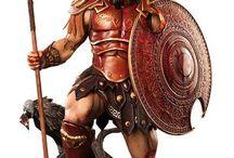 spartanac tetovaza
