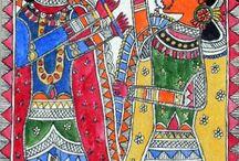 Indian Mural Paintings