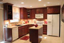 Riverside City - Kitchen Cabinets / Inspirational Kitchen Designs By Mr Cabinet Care